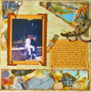 Collaging your Pages (2 Page Layout)